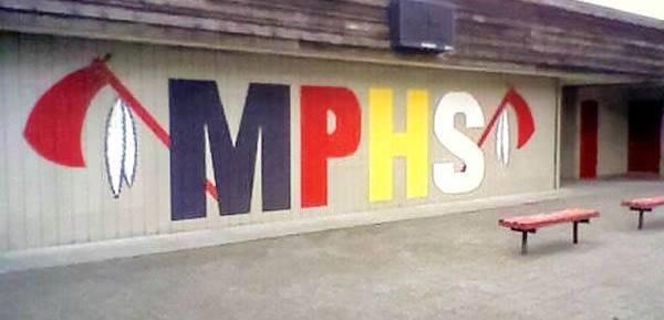MPHS wall