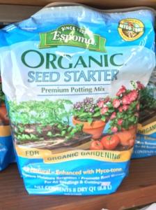 seed starting mix